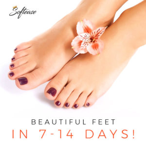 Softease Beautiful Feet in 7 to 14 Days