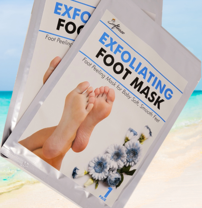 Softease Foot Peel - 2 Bags