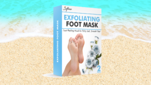 Softease Exfoliating Foot Mask - 2 Pairs