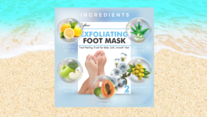Softease Foot Peel Natural Ingredients